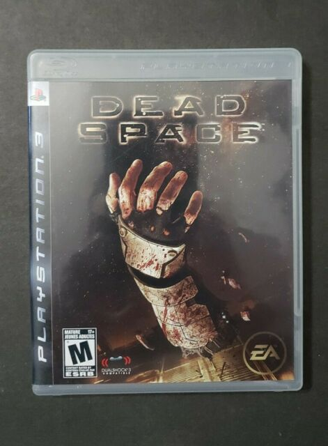 Dead Space CIB Tested & Cleaned (Sony PlayStation 3, 2008)