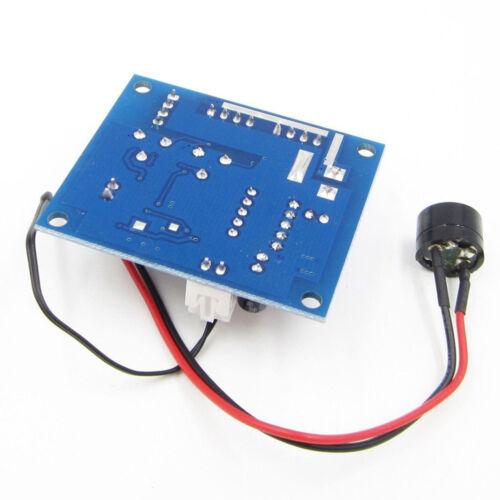12V PC CPU 4 Wire Fan Temperature Control PWM Speed Control W// Alarm BBC