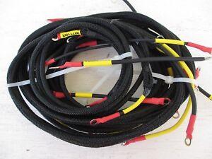 international tractor wiring harness wiring diagram Power Window Switch Wiring Diagram international 300 utility tractor wiring harnesses 7 included ebay