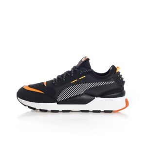 Details about SNEAKERS MAN PUMA RS-0 TRAIL 371829.02 SHOES MAN STYLE BLACK