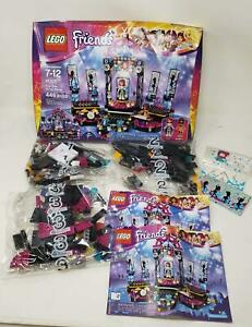 LEGO-Friends-41105-Pop-Star-Show-Stage-Building-Kit-with-Livi-Andrea-Mini