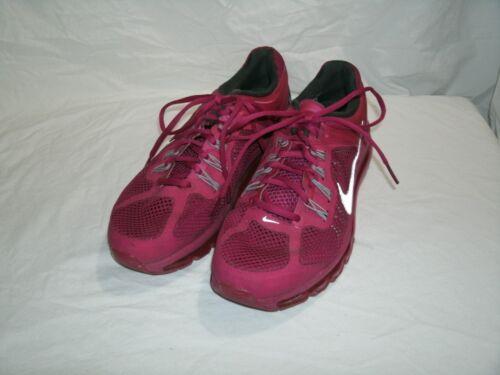 Nike Air Max Plus Women's Fuchsia Running Shoes Sn