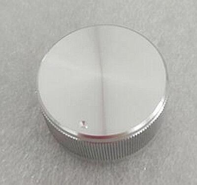 "1pcs 25mmDIAx20  Aluminum HI-FI SET STEREO VOLUME CONTROL ROTARY TURN KNOB 1//4/"""