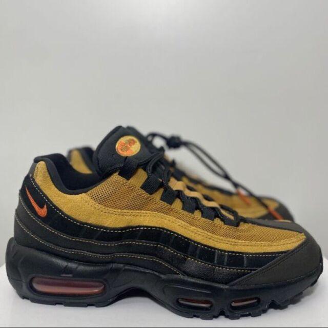 Nike Air Max 95 Essential Cosmic Clay Wheat Black Sz 9 At9865 014