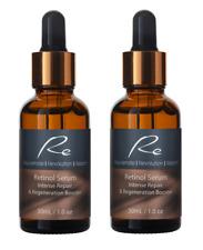 Retinol Serum Intensive Repair & Regeneration Booster - 2x30mL