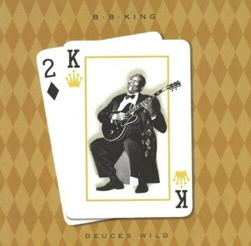 1 of 1 - B.B. King - Deuces Wild [New Vinyl]