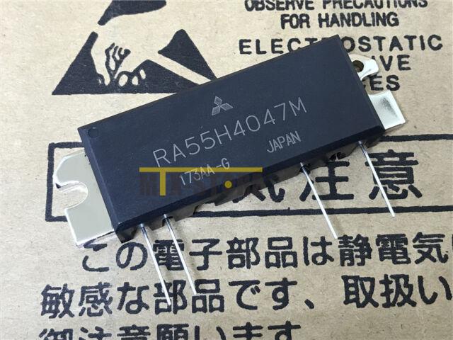 Mitsubishi  RA60H4047M1 400-470MHz 60W 12.5V 2 Stage Amp.