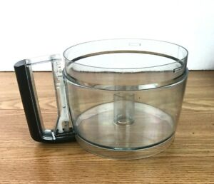 KitchenAid Food Processor 11 Cup Work Bowl Replacement Part KFP600 KFP600OM BLK | eBay