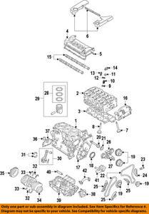 AUDI OEM 07-10 Q7-Engine Piston 03H107065N | eBay | Audi Q7 Engine Diagram |  | eBay