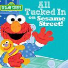 All Tucked in on Sesame Street! by Lillian Jaine (Hardback, 2015)