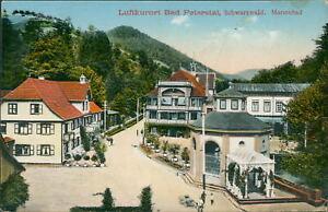 Ansichtskarte Bad Peterstal Schwarzwald Marienbad um 1910 (Nr.948) - Eggenstein-Leopoldshafen, Deutschland - Ansichtskarte Bad Peterstal Schwarzwald Marienbad um 1910 (Nr.948) - Eggenstein-Leopoldshafen, Deutschland