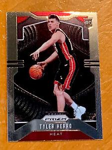 2019-20-Tyler-Herro-RC-PRIZM-True-Rookie-Base-Miami-Heat-259