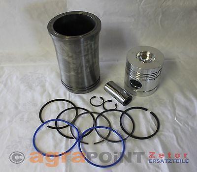 Motor Kolben 95mm Laufbuchse kompl orginal CZ 55010098 Zetor Satz