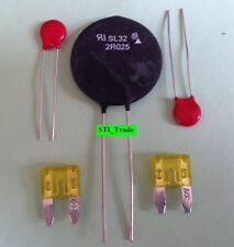AQUA-RITE REPAIR KIT B Thermistor SL32 2R025, 2 V150LA2P Varistors, 20A  Fuses