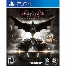 Batman: Arkham Knight w/ Harley Quinn DLC - Playstation 4 (NEW) 41204-NEW
