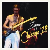 Frank Zappa - Chicago 78 [new Cd] on sale