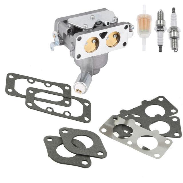 Manual Choke 499804 Replaces # 699709 Carburetor for Briggs /& Stratton 791230