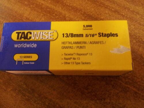13 Series Staples fit Rapid R13,R33,R63,R83,R135,R213 plus others...