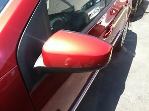 New Oem 2007 2012 Nissan Sentra Painted Left Side Mirror Cap Cover