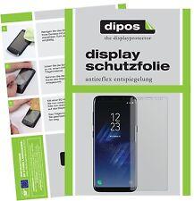 2x Samsung Galaxy S8 Plus Pellicola Protettiva Protezione Schermo Antiriflesso