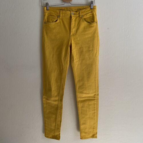 COS Skinny Jeans Yellow W27