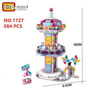 584 Pcs Mini Blocks Kids Diy Building Toys Boys Girls Puzzle Playground Loz Gift Ebay