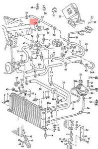 genuine o ring audi vw audi 100 quattro 80 90 a6 avant s6 cabrio r8 rh ebay com 1990 Audi 100 1994 Audi 100