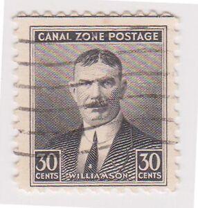 CZ-31-1928-Canal-Zone-30c-Williamson-C