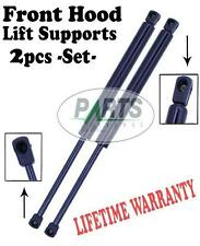 2 FRONT HOOD LIFT SUPPORTS SHOCKS STRUTS ARMS PROPS ROD ARM FITS DODGE LIGHT RAM