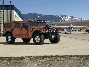 2002 Hummer H1 10th Anniversary #23 of 65 Made