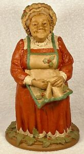 BELLE KRINGLE-R 1983~Tom Clark Gnome~Cairn Item #199~Edition #38~Story Included