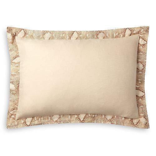 RALPH LAUREN Standard Pillow Sham  Sellek Python MSRP  185