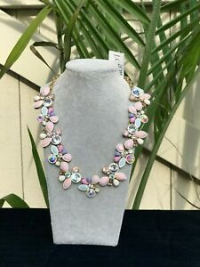 NWT-J-Crew-Pink-Coral-Necklace
