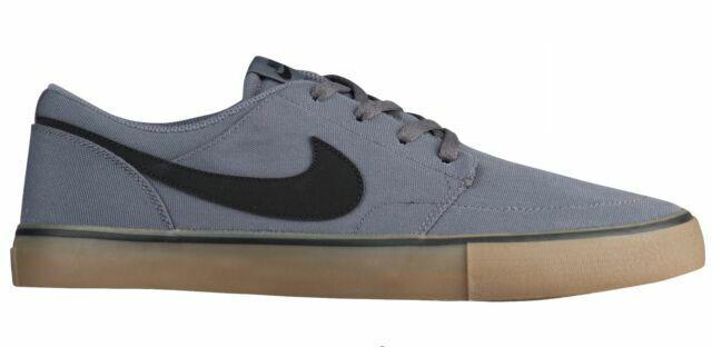 Size 9.5 - Nike SB Solarsoft Portmore 2 Gray for sale online   eBay