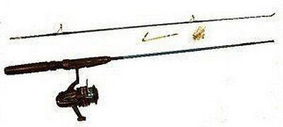 Sporting Goods Dashing Canne A Peche Randonnee Vacances 155cm Moulinet Ligne Hamecon Neuve 55 Other Fishing Rods