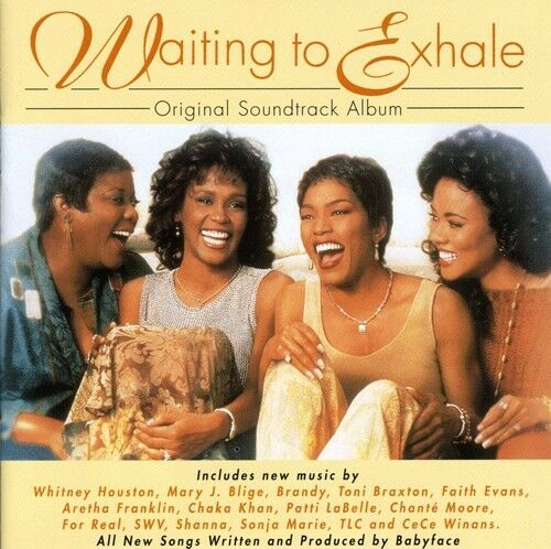 1 of 1 - Various Artists - Waiting to Exhale (Original Soundtrack) [New CD]