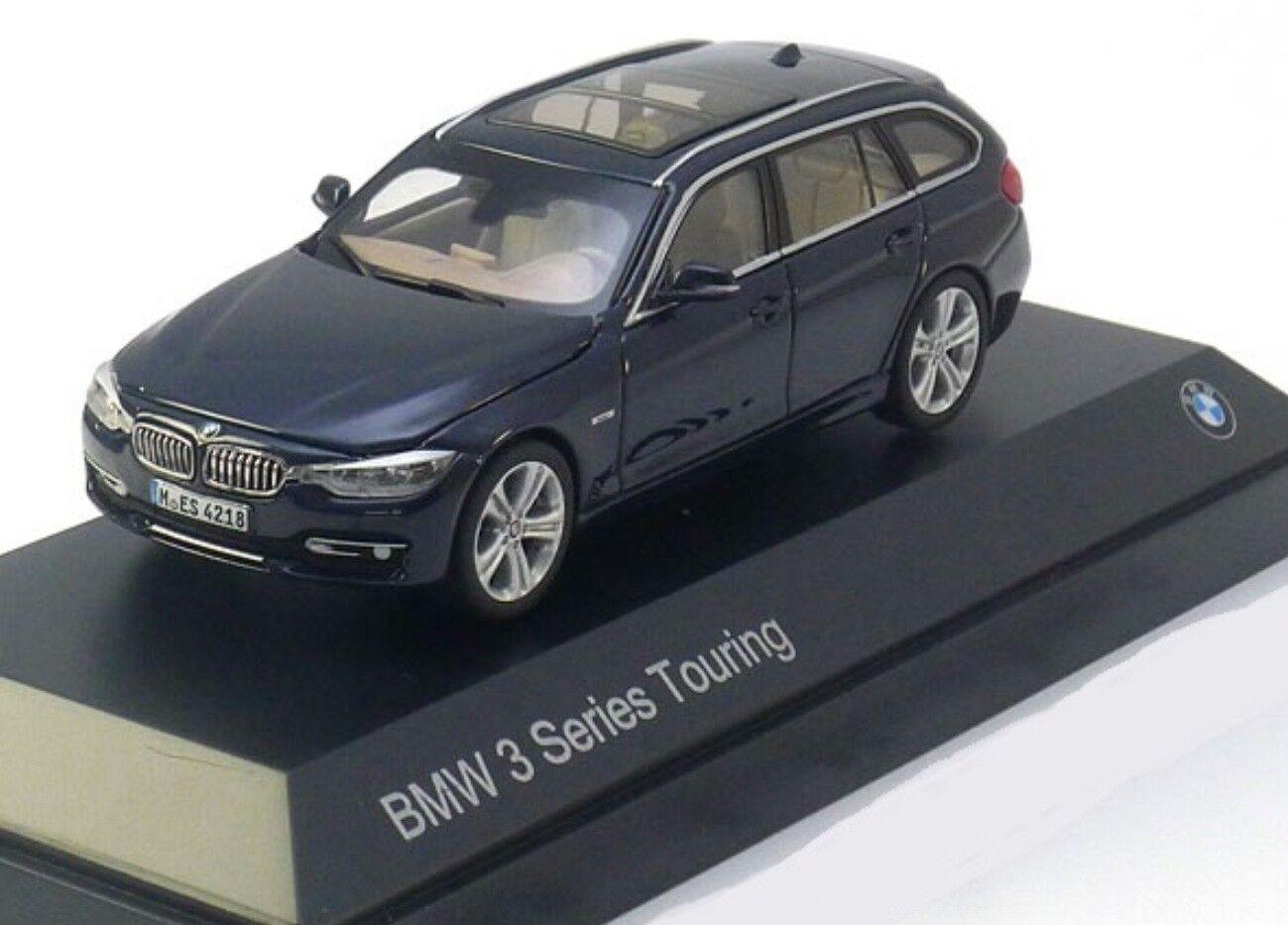 BMW 3ER SERIES 3 F31 TOURING 2012 IMPERIAL bleu JADI 80422244254 1 43 bleu BREAK