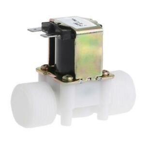 3-4-034-DC24V-PP-N-C-Electric-Solenoid-Valve-Water-Control-Diverter-Device-New