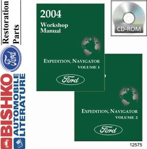 2004-Ford-Expedition-Lincoln-Navigator-Shop-Service-Repair-Manual-CD-Engine-OEM