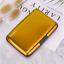 miniatuur 29 - RFID-Aluminium-Brieftasche-Kreditkartenhalter-Kartenetui-Metall-ID-Etui-Amadeus
