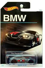 2016 Hot Wheels BMW Series #7 BMW Z4 M