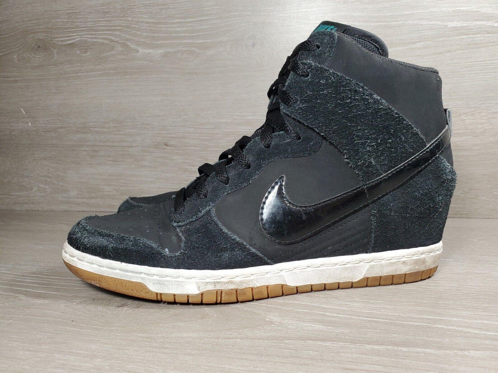 Nike Dunk Sky Hi Essential Hidden Heel