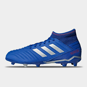 397a3d855 adidas Predator 19.3 FG Kids Football Boots Studs Trainers Sports ...