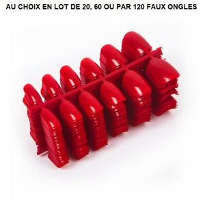 FAUX-ONGLES-ROUGE-CAPSULES-TIPS-A-COLLER-NAIL-ART-MANUCURE-MAN912