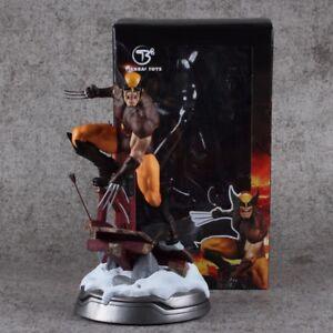 Marvel Side-show Wolverine Premium Format Exclusive  X-Men Figure 26cm