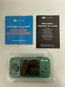 My Arcade Official Galaga Pocket Player Mini Handheld Retro Video Game 3 Titles 845620032440 Ebay