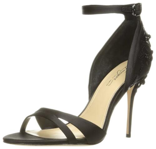 pour Camuto Us de femmes à Ricia taille 5 5 noir Sandale talons Vince 8 Uk 6 qTW1pTF