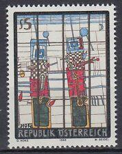 Österreich Austria 1988 ** Mi.1938 Gemälde Paintings Kunst Modern Art