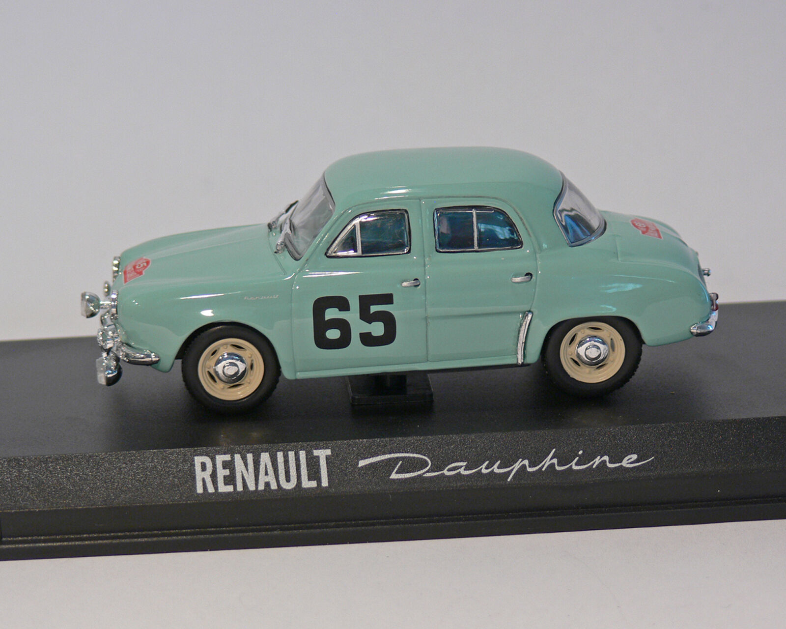 Renault Renault Renault Dauphine Rallye Monte Carlo, 1965, NOREV 1 43 253b2c