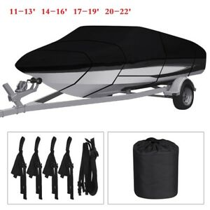 Waterproof-Fishing-Ski-Boat-Cover-11-13-039-14-16-039-17-19-039-20-22-039-V-Hull-100-034-Beam